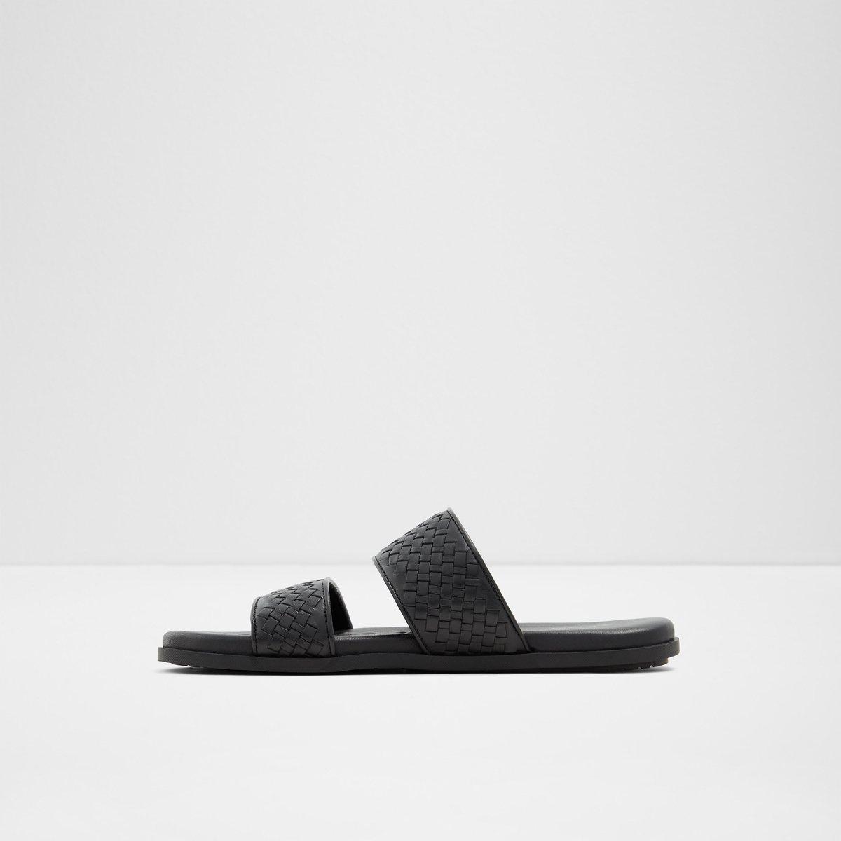 Trylen Black Men's Sandals | ALDO UK