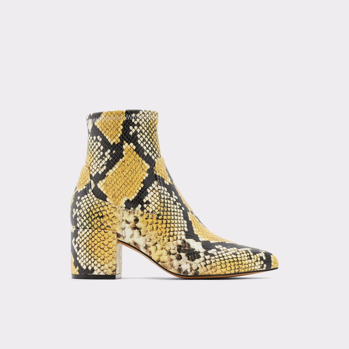 Uruclya Yellow Women's Boots   ALDO US