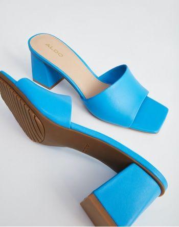 알도 ALDO High heel sandal - Block heel Velalith,Blue