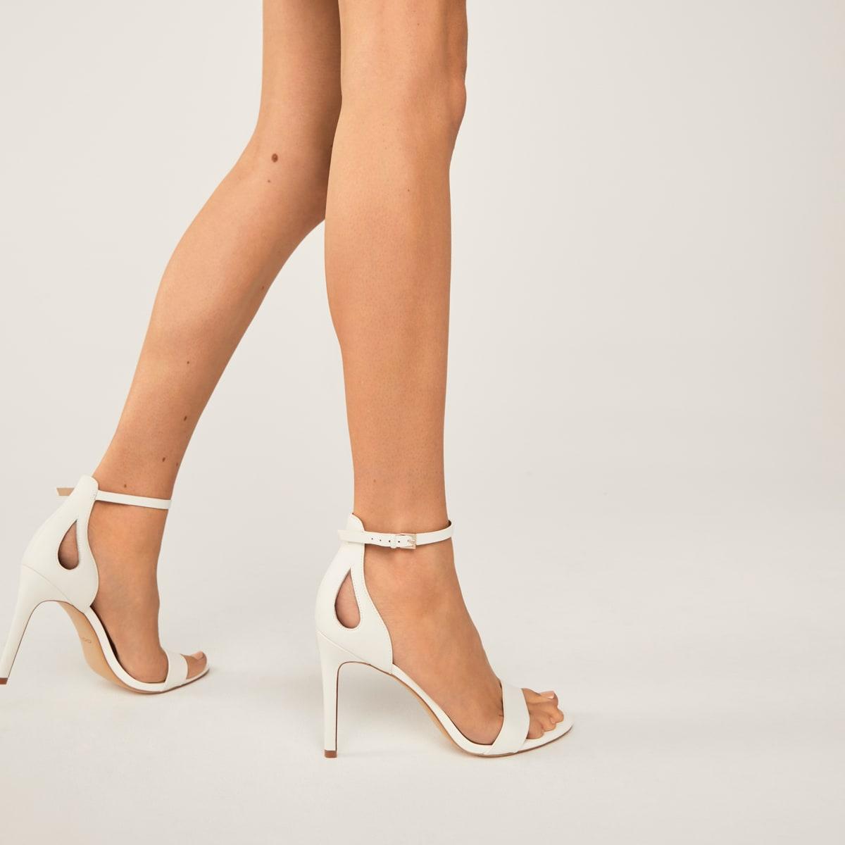 Violla White Women's High heels   ALDO UK