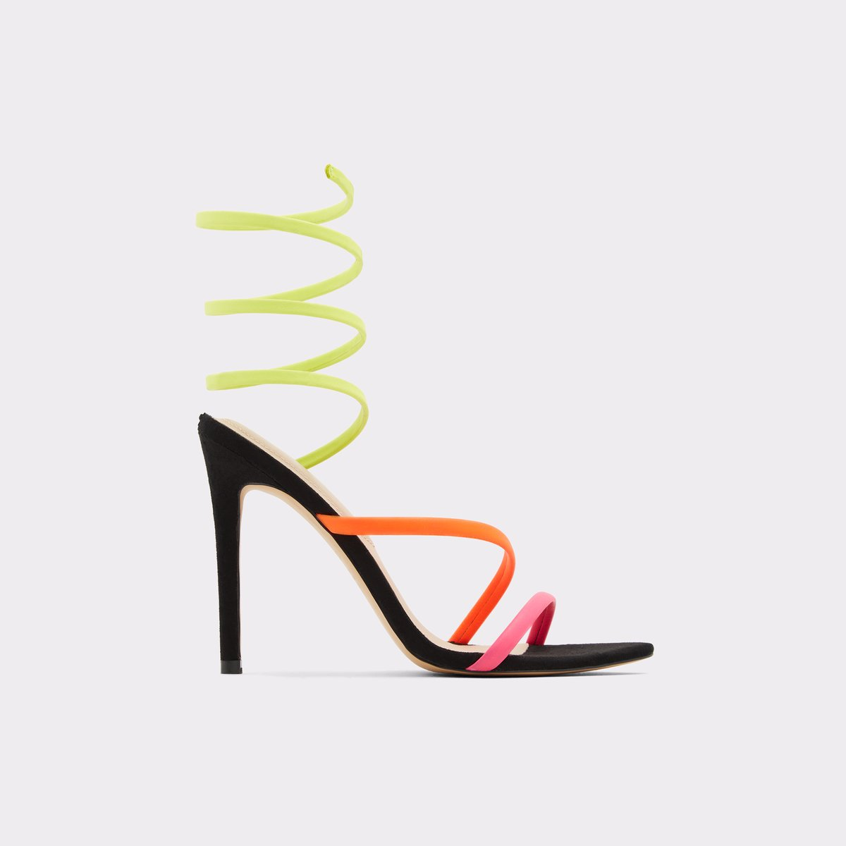 Zingy Multicolor Women's High heels